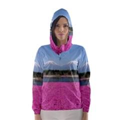 SHIBAZAKURA Hooded Wind Breaker (Women)