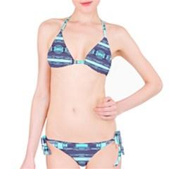 Modern Pattern Factory 01 Bikini Set
