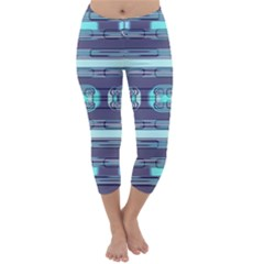 Modern Pattern Factory 01 Capri Winter Leggings