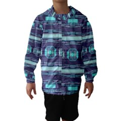 Modern Pattern Factory 01 Hooded Wind Breaker (kids)