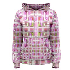 Modern Pattern Factory 01 Women s Pullover Hoodies