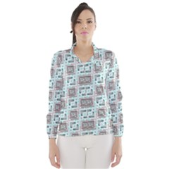Modern Pattern Factory 04b Wind Breaker (Women)
