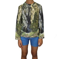 MOUNTAIN PATH Kid s Long Sleeve Swimwear