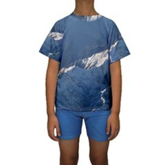 MOUNT TAPUAENUKU Kid s Short Sleeve Swimwear