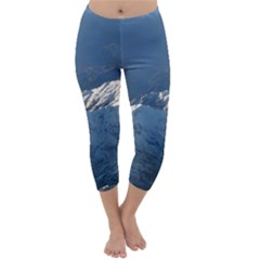 MOUNT TAPUAENUKU Capri Winter Leggings