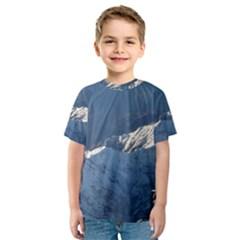MOUNT TAPUAENUKU Kid s Sport Mesh Tees