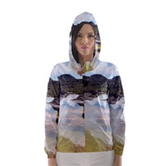 MOUNT RORAIMA 1 Hooded Wind Breaker (Women)