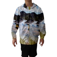 MOUNT RORAIMA 1 Hooded Wind Breaker (Kids)