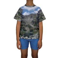 LAKELET Kid s Short Sleeve Swimwear