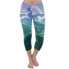LAGHI DI FUSINE Capri Winter Leggings