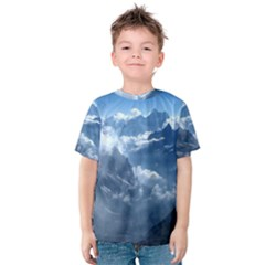 KANGCHENJUNGA Kid s Cotton Tee