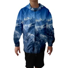 Kangchenjunga Hooded Wind Breaker (kids)