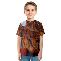 GRAND CANYON 3 Kid s Sport Mesh Tees
