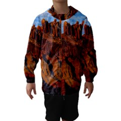 GRAND CANYON 3 Hooded Wind Breaker (Kids)