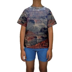 GRAND CANYON 2 Kid s Short Sleeve Swimwear