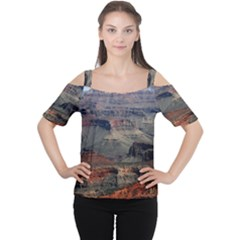 GRAND CANYON 2 Women s Cutout Shoulder Tee