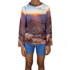 GRAND CANYON 1 Kid s Long Sleeve Swimwear