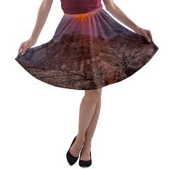 GRAND CANYON 1 A-line Skater Skirt