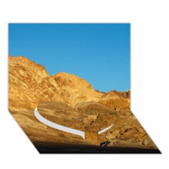 DEATH VALLEY Heart Bottom 3D Greeting Card (7x5)
