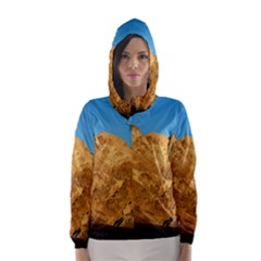 DEATH VALLEY Hooded Wind Breaker (Women)