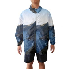 CROAGHAUN CLIFFS Wind Breaker (Kids)