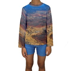 CHAPADA DIAMANTINA 3 Kid s Long Sleeve Swimwear