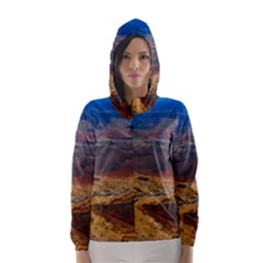 CHAPADA DIAMANTINA 3 Hooded Wind Breaker (Women)