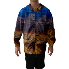CHAPADA DIAMANTINA 3 Hooded Wind Breaker (Kids)