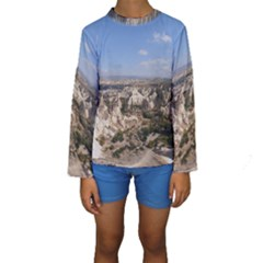 CAPPADOCIA 3 Kid s Long Sleeve Swimwear