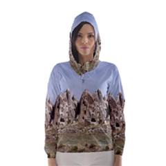 CAPPADOCIA 1 Hooded Wind Breaker (Women)