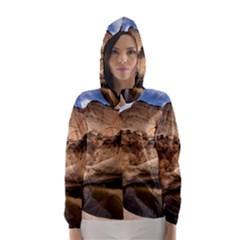 CAPITAL REEFS Hooded Wind Breaker (Women)