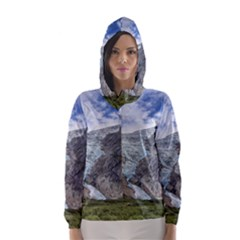 BRIKSDALSBREEN Hooded Wind Breaker (Women)