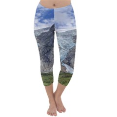 BRIKSDALSBREEN Capri Winter Leggings