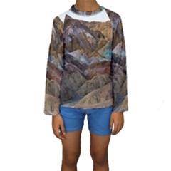 ARTISTS PALETTE 2 Kid s Long Sleeve Swimwear