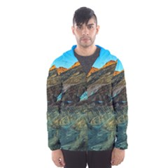 ARTISTS PALETTE 1 Hooded Wind Breaker (Men)