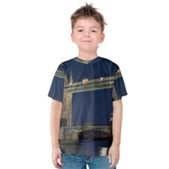 Tower Bridge Kid s Cotton Tee
