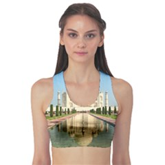 Taj Mahal Sports Bra