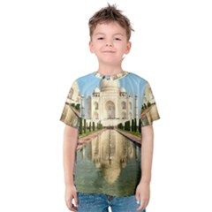 TAJ MAHAL Kid s Cotton Tee
