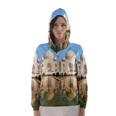TAJ MAHAL Hooded Wind Breaker (Women)