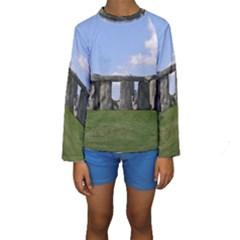 STONEHENGE Kid s Long Sleeve Swimwear