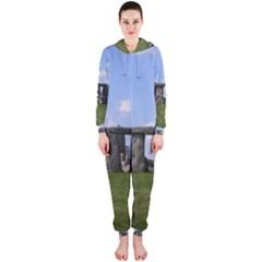 Stonehenge Hooded Jumpsuit (ladies)