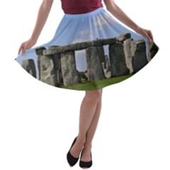 STONEHENGE A-line Skater Skirt