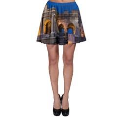 Rome Colosseum 2 Skater Skirts