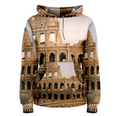 Rome Colosseum Women s Pullover Hoodies