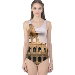 Rome Colosseum One Piece Swimsuit