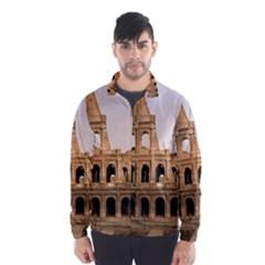 Rome Colosseum Wind Breaker (men)