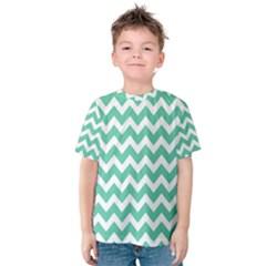 Chevron Pattern Gifts Kid s Cotton Tee