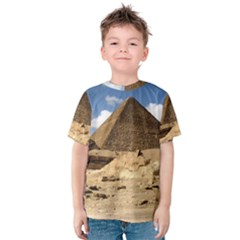 PYRAMID GIZA Kid s Cotton Tee