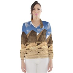 PYRAMID GIZA Wind Breaker (Women)