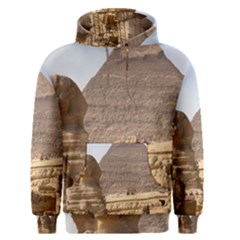 Pyramid Egypt Men s Pullover Hoodies